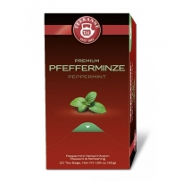 """PREMIUM  Peppermint Tea"" TEEKANNE"
