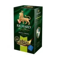 """ROYAL GREEN"" RICHARD"