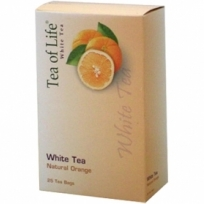 """Natural Orange"" TEA OF LIFE"