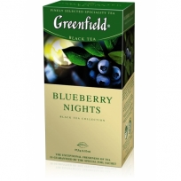 """Bluberry Nights"" GREENFIELD"