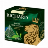 """Royal Milk Oolong"" RICHARD"