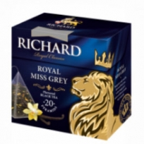 """Royal Miss Grey"" RICHARD"
