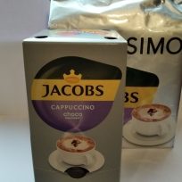 """Cappuccino choco"" Jacobs Tassimo"