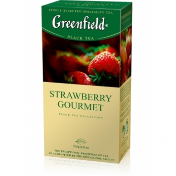 """Strawberry Gourmet"" GREENFIELD"