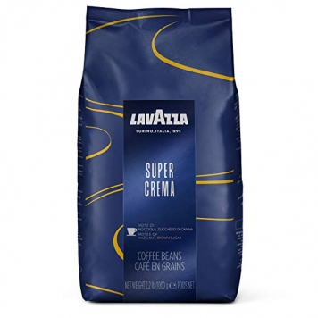 """Super Crema"" LavAzza"