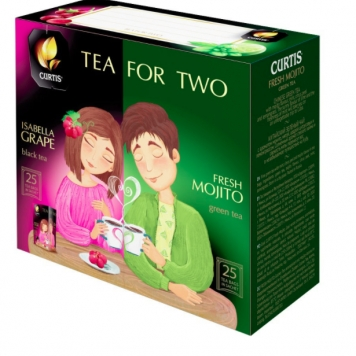 """Tea For two"" CURTIS"